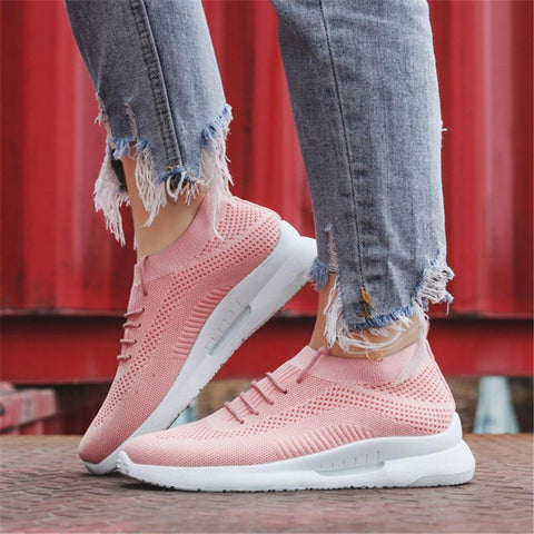 Fashion Casual   Wild Breathable Sneakers