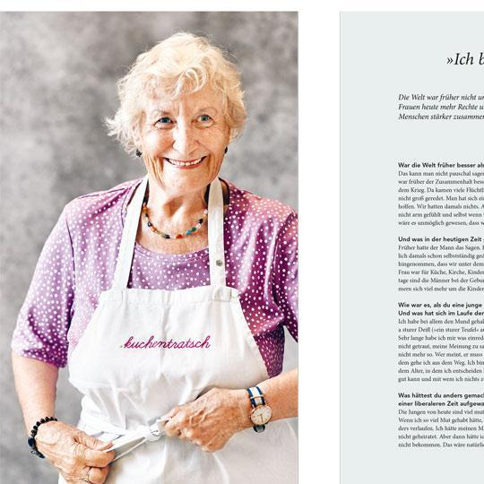 Oma Rosemarie im Interview