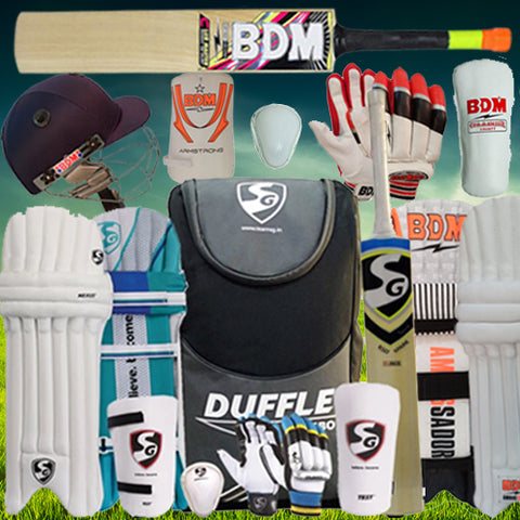 Cricket Kit - Prokicksports