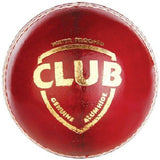 SG Club Leather Ball (Red) - Best Price online Prokicksports.com