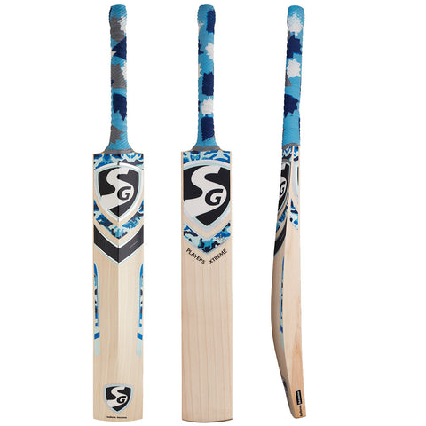 SG Players Xtreme English Willow Cricket Bat- Full Size (SH) - Best Price online Prokicksports.com