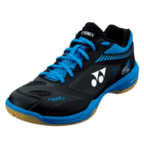 Yonex 65 ZM2 Badminton Shoes Blue/Black - Best Price online Prokicksports.com