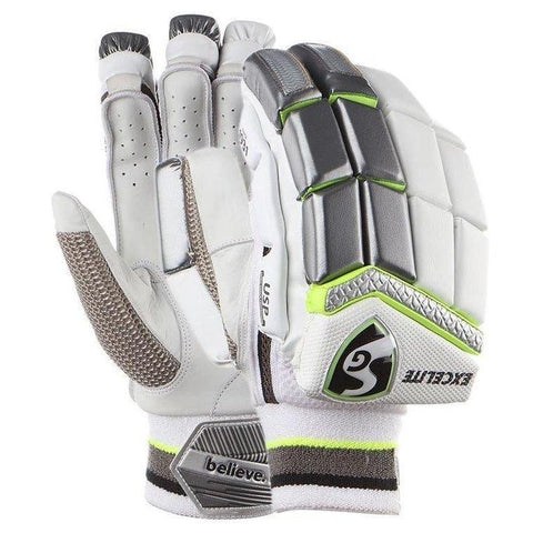 SG Excelite LH Batting Gloves, Left Hand - Best Price online Prokicksports.com