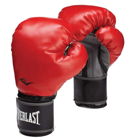 Everlast Classic Training Gloves, Red - Best Price online Prokicksports.com