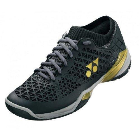 YONEX Eclipsion Z Wide Badminton Shoe Black/Gold - Best Price online Prokicksports.com