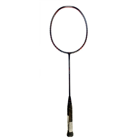 Li-Ning Turbo CHARGING-75 Carbon-Fiber Unstrung Badminton Racquet Black/Red - Best Price online Prokicksports.com