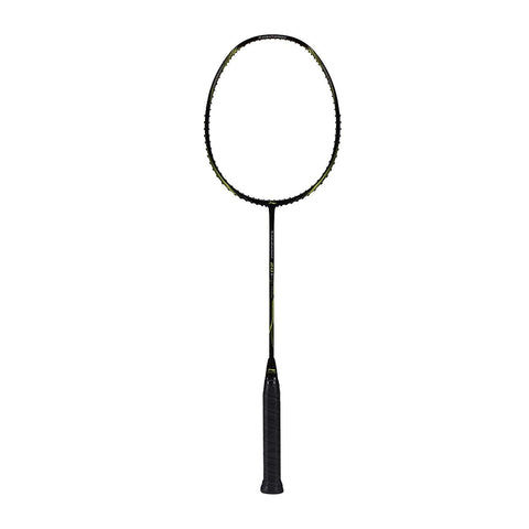 Li-Ning Turbo Charging 20 I Unstrung Professional Badminton Racquet - Black/Gold - Best Price online Prokicksports.com