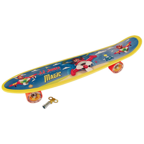 Jonex Fibre Skateboard - 24.5 x 6 inches - Assorted Colors - Best Price online Prokicksports.com