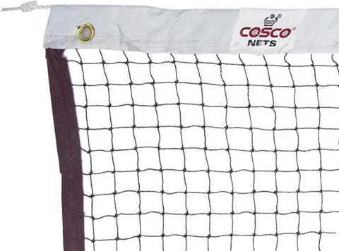 Cosco Tennis Net Black - Best Price online Prokicksports.com