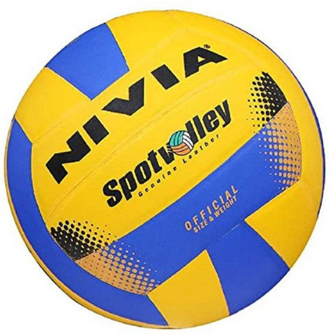 Nivia Spot Volley Volleyball, Size 4 - Best Price online Prokicksports.com