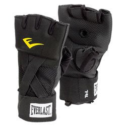 Everlast 4355BL Boxing Hand Wrap, Large (Black) - Best Price online Prokicksports.com