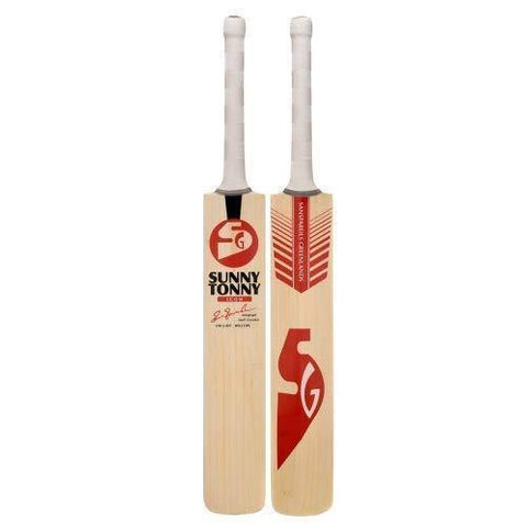 SG Sunny Tonny Icon Grade 4 English Willow Cricket Bat - Best Price online Prokicksports.com