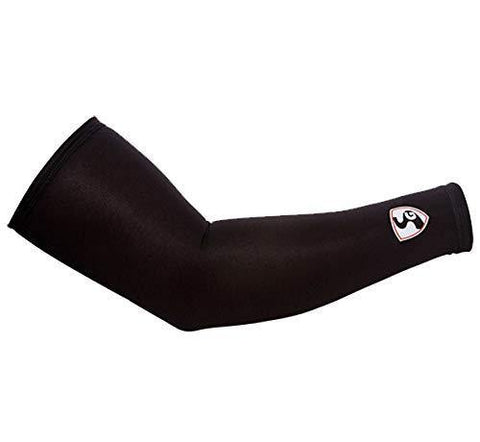SG Cricket Arm Sleeves Century Black - Best Price online Prokicksports.com