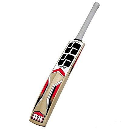 SS Master 100 Kashmir Willow Cricket Bat Full Size - Best Price online Prokicksports.com
