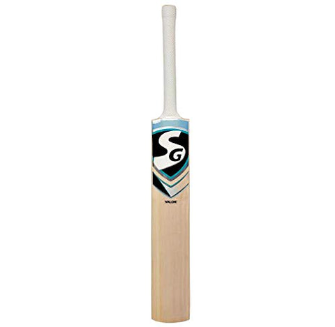 SG Valor Kashmir Willow Cricket Bat, Short Handle - Best Price online Prokicksports.com