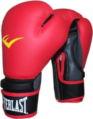 Everlast Boxing Gloves Matt Boxing Gloves  (Red) - Best Price online Prokicksports.com