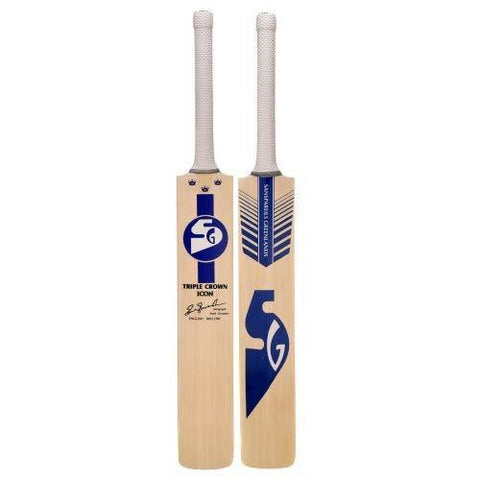 SG Cricket Bat Triple Crown Icon - Best Price online Prokicksports.com
