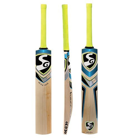 SG VS 319 Plus Kashmir Willow Cricket Bat- Short Handle - Best Price online Prokicksports.com