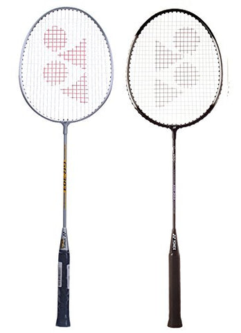 Yonex GR303 Badminton Combo Kit (Grey/Black) - Best Price online Prokicksports.com