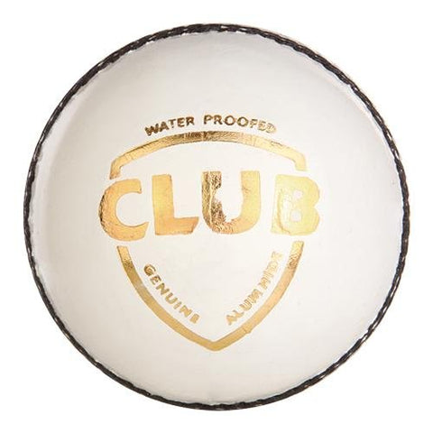 SG Club Leather Ball (White) - Best Price online Prokicksports.com