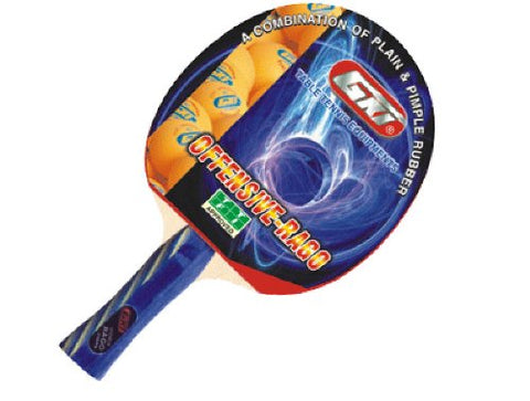 GKI Offensive Rago Table Tennis Racquet - Best Price online Prokicksports.com