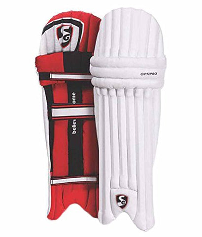 SG Optipro Cricket Batting Legguard - Best Price online Prokicksports.com