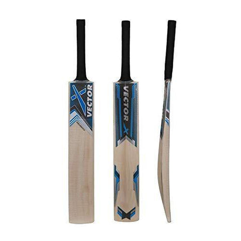 Vector X Velocity Tennis Cricket Bat Short-Handle - Best Price online Prokicksports.com