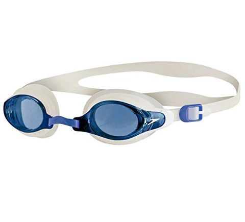 Speedo Mariner Supreme Swimming Goggle - Blue White - Prokicksports.com
