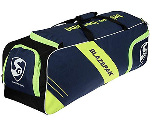 SG Blazepak Cricket Kit Bag with additional Shoe Compartment - Best Price online Prokicksports.com