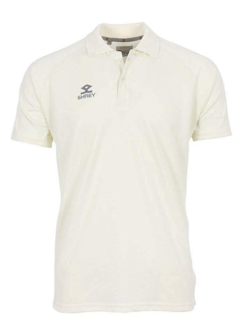 Shrey Match Cricket T-Shirt for Juniors - Best Price online Prokicksports.com