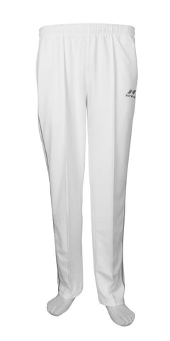 Nivia Lords Polyester Cricket Pant (White) - Best Price online Prokicksports.com