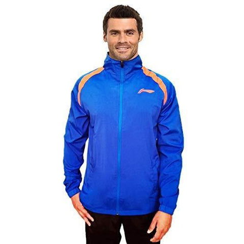 Li-Ning Active Sports Jacket Junior - Royal Blue - Best Price online Prokicksports.com