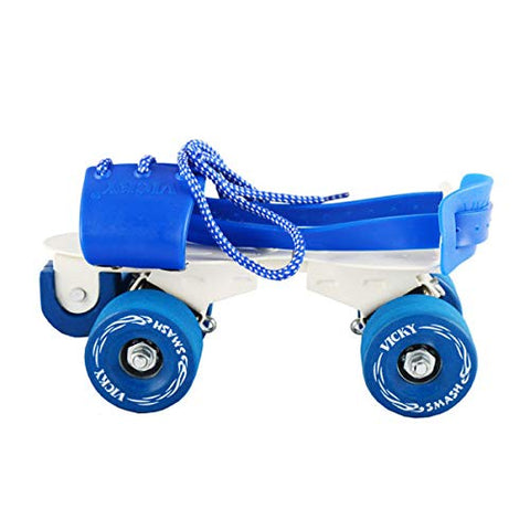 Vicky Smash Roller Skates with Brake, Blue - Best Price online Prokicksports.com