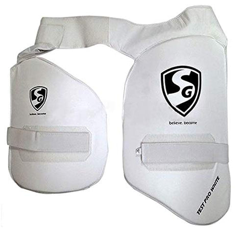 SG Test Pro White Thigh Pads RH (Combo) - Best Price online Prokicksports.com