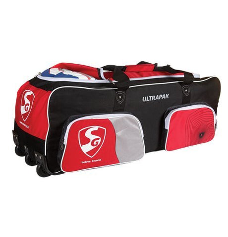 SG Ultrapak Cricket Kit Bag- Large - Prokicksports.com