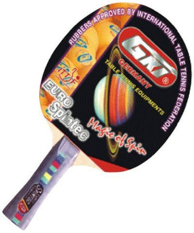 GKI Euro Spintech Table Tennis Racquet … - Prokicksports.com
