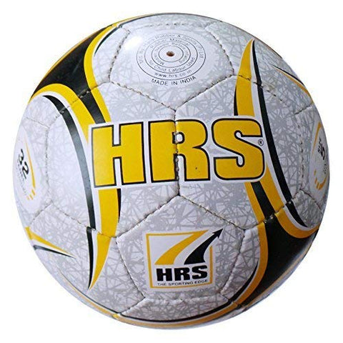 HRS Gold Tango Synthetic Rubber Football (Color may vary) - Best Price online Prokicksports.com
