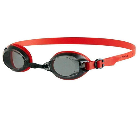 Speedo Adults Jet V2 Goggles, Red/Smoke - Best Price online Prokicksports.com