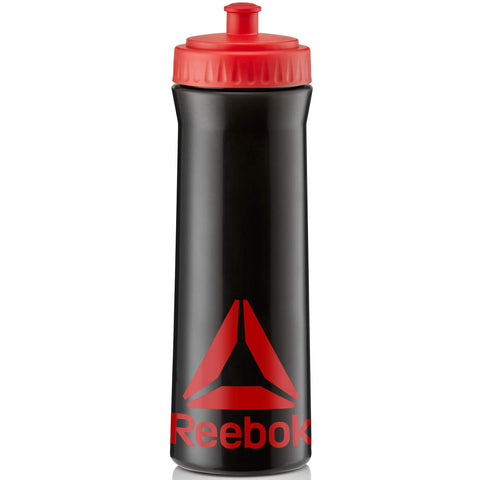 Reebok Sports Water Bottle, Black/Red - 750 ML - Best Price online Prokicksports.com