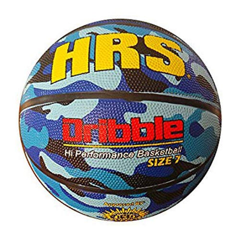 HRS Basket Ball Dribble, Camouflage - Best Price online Prokicksports.com