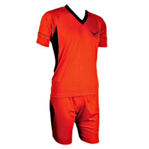 Vicky Soyuz Football Jersey Set, Red - Best Price online Prokicksports.com