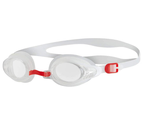 Speedo Mariner Supreme Swimming Goggle - Silver White - Best Price online Prokicksports.com