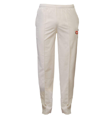 SS Professional Cricket Trouser (White)
