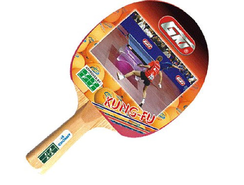 GKI Kung Fu Table Tennis Racquet - Best Price online Prokicksports.com