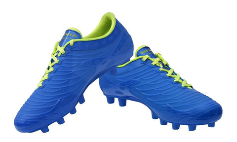 Nivia Dominator Football Shoes, Men's (Blue) - Best Price online Prokicksports.com