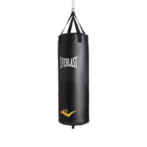 "Everlast Nevatear Filled Punching Bag, 40 LBS (12"" x 28"") - Best Price online Prokicksports.com"