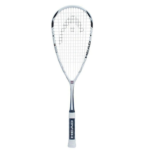 HEAD Microgel 110 Speed Professional Squash Racquet - White - Best Price online Prokicksports.com