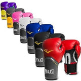 Everlast Pro Style Elite Training Gloves (Red, 12oz) - Best Price online Prokicksports.com