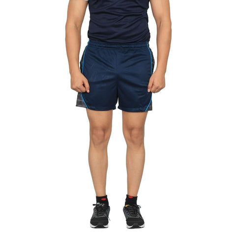 Vector X VS-2900 Polyester Material Shorts for Men, Navy - Best Price online Prokicksports.com