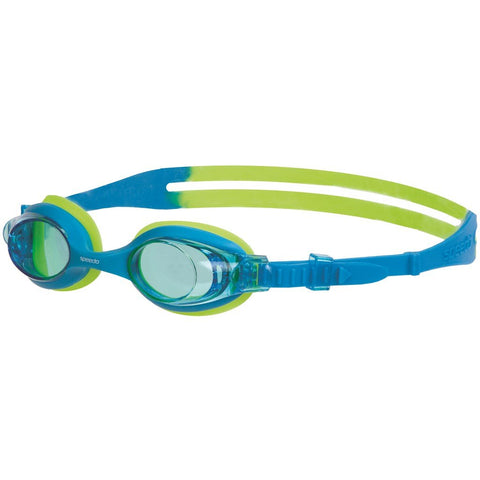 Speedo 8073598029 Blend Skoogle Goggles (Blue/Green) - For Kids age 2 to 6 Years - Prokicksports.com